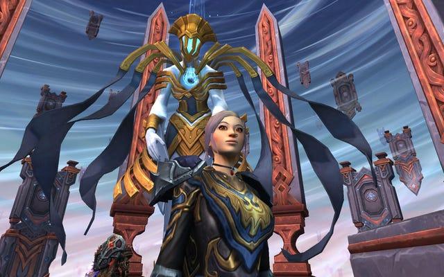 Bastión podría ser el mal lugar en World of Warcraft: Shadowlands
