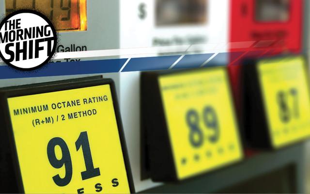 Le carburant premium «recommandé» peut ne pas valoir la peine