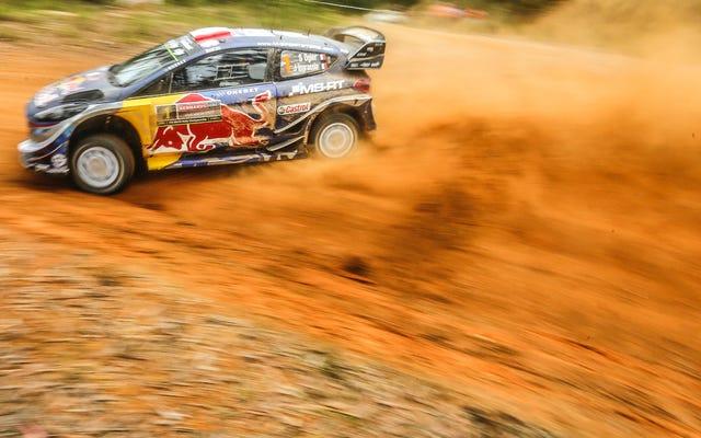 पांच-समय के WRC विजेता शासनकाल रैली के सबसे बड़े दल के साथ दौड़ रखेंगे