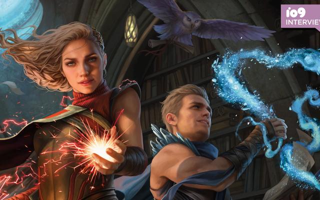 Cómo Magic: The Gathering's New Wizard School recupera algunas caras familiares (y hechizos)