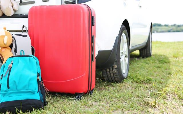 """Zadbaj o zajęcie dzieci podczas następnej podróży dzięki """"Czasowi z plecakiem"""""""
