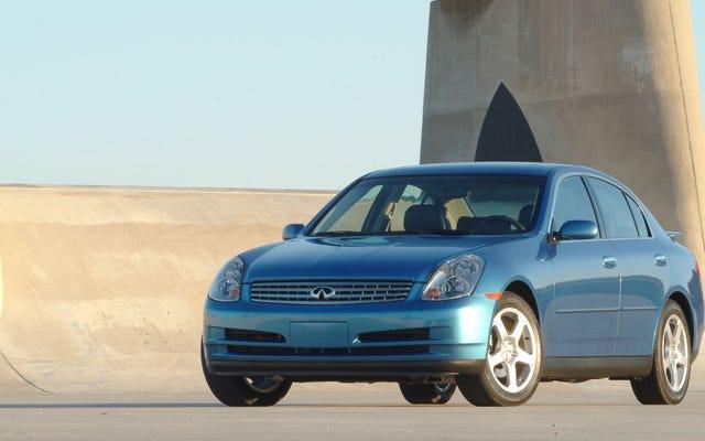 誰も考えていない最高の楽しい安い2000年代の車は何ですか?