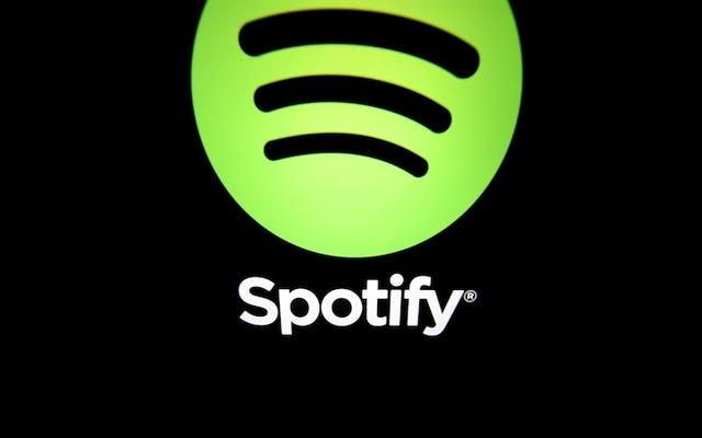 Spotifyでも、今ではどこにでもストーリーがあります