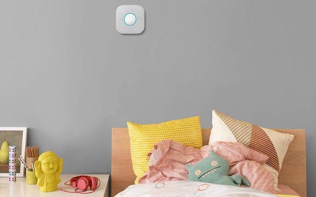 60달러짜리 Google Nest 연기 + 일산화탄소 경보기로 집을 보호하세요