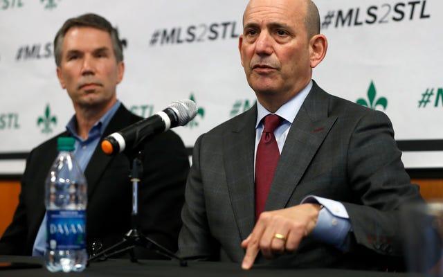Ciudadanos de St. Louis rechazan pagar por un estadio de la MLS