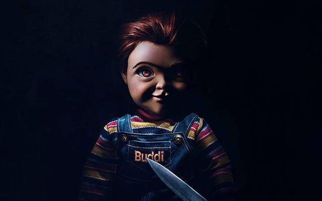 L'ascolto di Mark Hamill Voice Chucky in Child's Play ci ha preoccupato