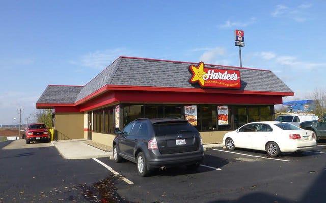イリノイ州の中心部にあるハーディーズの秘密のメニューアイテム、ハロルドに会いましょう