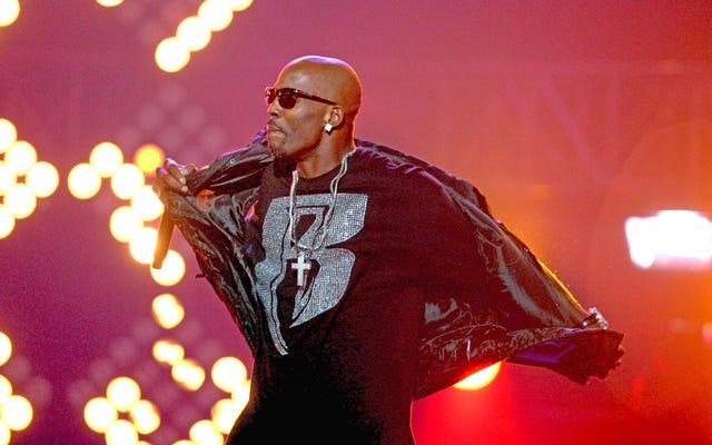 The Champ In The Arena: RIP DMX, qui a donné au sport la meilleure musique hype de l'histoire du hip-hop
