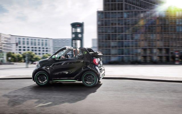 Que voulez-vous savoir sur l'Electric Smart ForTwo?