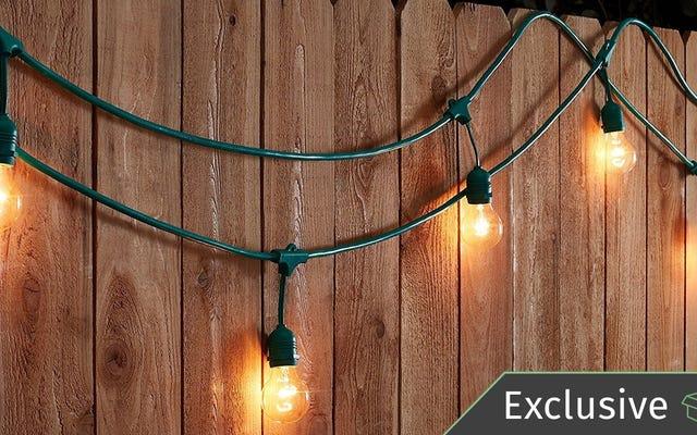 Amazon Membuat Lampu String Sendiri Sekarang, dan Diskon 20% Untuk Pembaca Kami [Eksklusif]