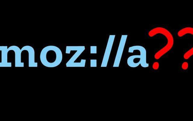 MozillaとFirefoxに何が起こったのですか?