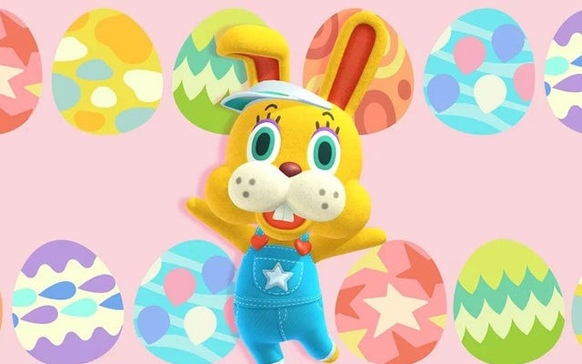 Bunny Day suce
