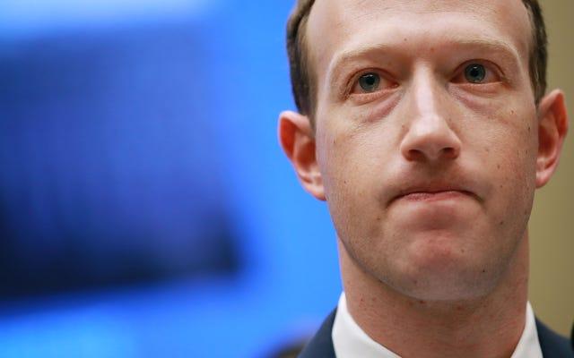 私たちは「ザック」を得た:人種差別を呼びかけるFacebookの検閲スピーチ、黒人活動家の告発