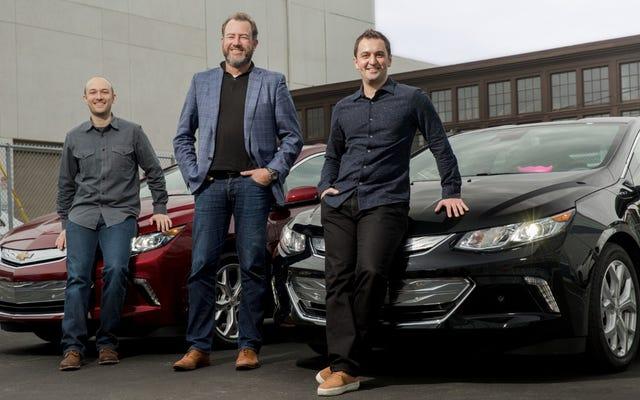 GM, Lyft ile Otonom Arabalar Yapmak İçin Yarım Milyar Dolarlık Bahse Girdi