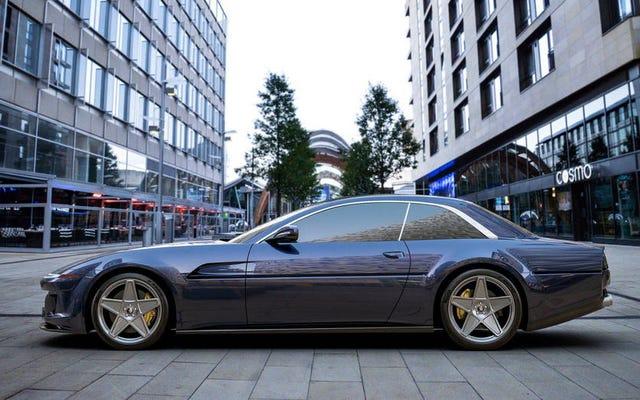 Ce carrossier fera ressembler votre Ferrari GTC4Lusso à une nouvelle 412, et c'est totalement rad
