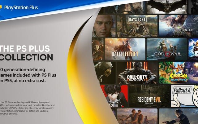 PS5の所有者は、PS4ユーザーにPSPlusコレクションへのアクセスを販売した後に禁止を受け取っていると言います