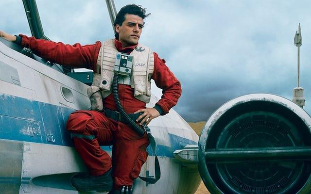 io9 est fier de présenter l'échelle Poe Dameron, le système ultime de classement des noms de Star Wars