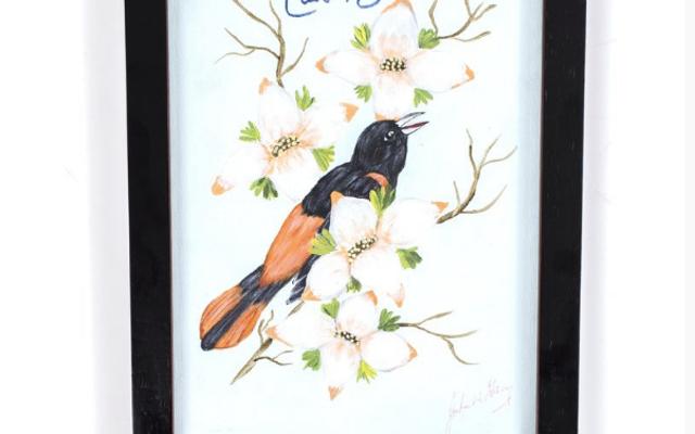 Apakah Cal Ripken Jr. Menandatangani Lukisan Burung Oriole Karya John Wayne Gacy?
