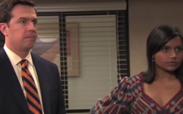 केली और एंडी के बारे में संभावित आत्मा के साथी के रूप में यह कार्यालय सिद्धांत अराजक और संभावित दोनों है
