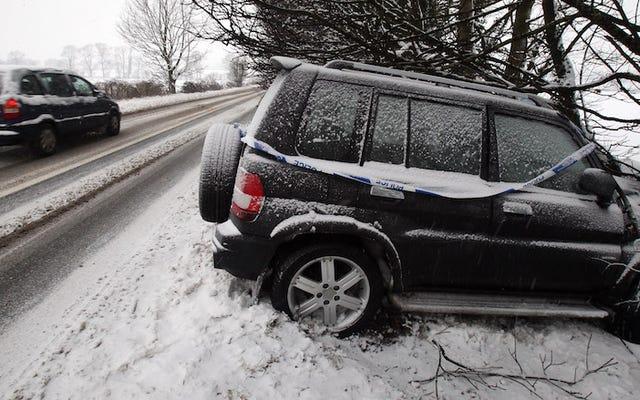 Diez mitos absurdos sobre la conducción en invierno que deben morir