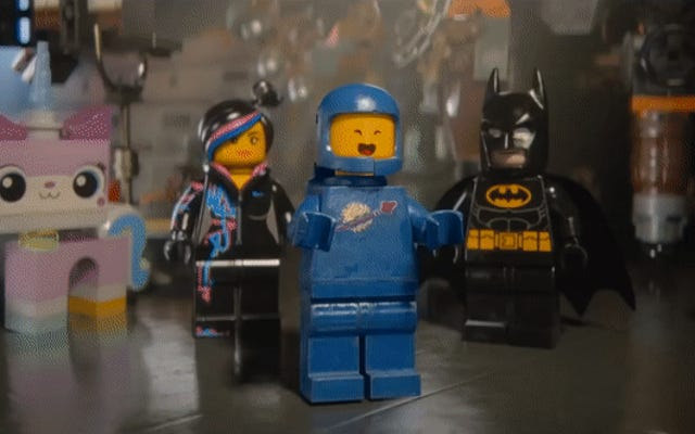 Warner Bros. trasmette gratuitamente il film Lego su YouTube tutto il giorno