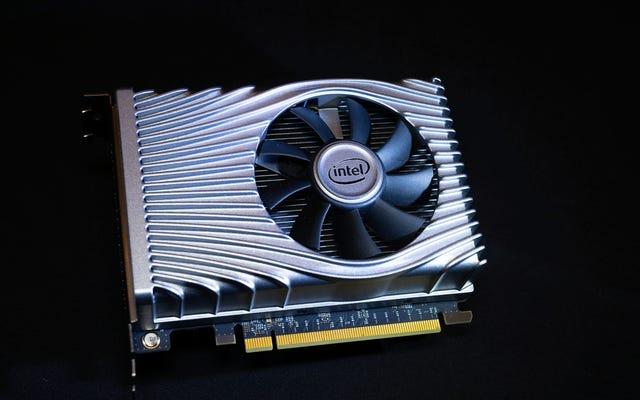 Đây là card đồ họa của Intel