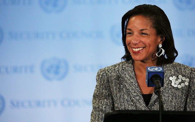 Beyaz Saray İç Politika Konseyi'ni Susan Rice Yönetecek