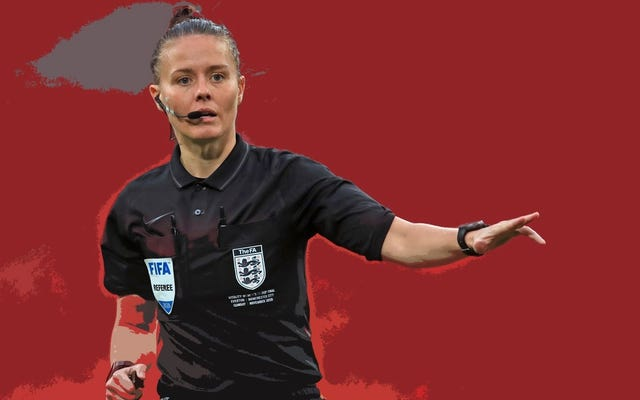 Rebecca Welch diventa la prima donna ad arbitrare una partita della English Football League