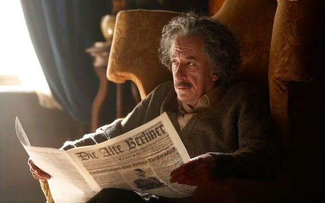 決闘アインシュタインは天才を浮かび上がらせます