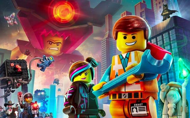 Продолжение фильма Lego будет посвящено оригинальному фильму, прорывающему четвертую стену