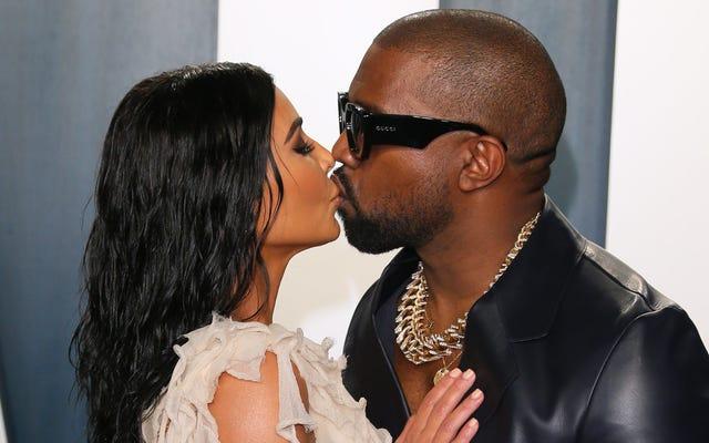 Kim Kardashian และ Kanye West กำลังทะเลาะกันค่อนข้างมาก