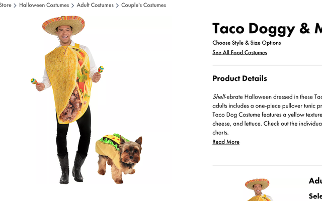 Glorious Evidence of The Bachelorette's Dale Moss Modeling Costumes for Party City