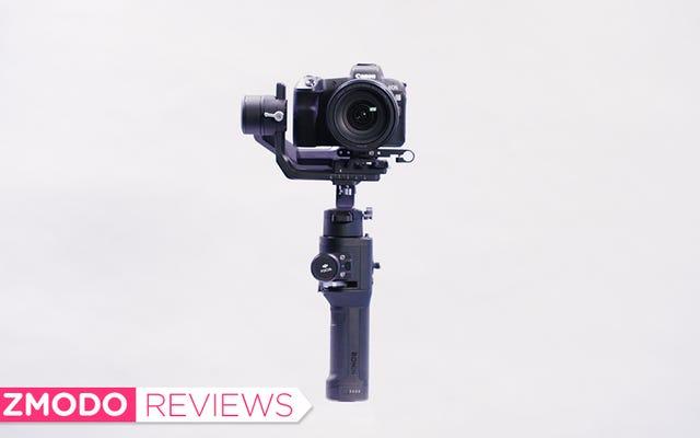 DJIの新しいRoninは、プロのように撮影するための非常に安価な方法です
