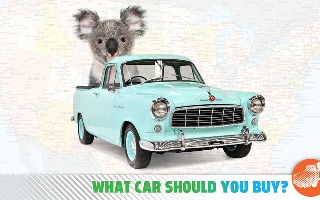 Jestem Australijczykiem podróżującym po Ameryce! Jaki samochód kupić?