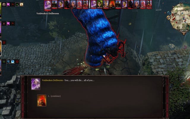 Divinity:Original Sin 2 Let Me Turn a Giant Boss into a Chicken