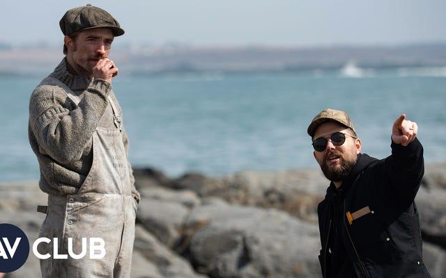 灯台のロバート・エガースがロバート・パティンソンとウィレム・デフォーの間で彼のお気に入りの優しい瞬間を語る