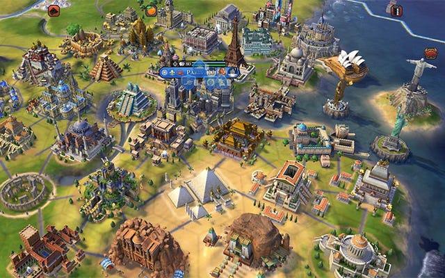 Civilization VI Madman construye 34 maravillas en una ciudad
