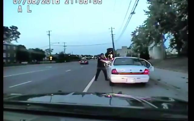 เผยแพร่ภาพ Dashcam ของการยิง Philando Castile