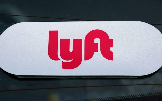 """Lyft trova 150.000 persone disposte a """"abbandonare la propria auto"""" per altre opzioni di mobilità"""