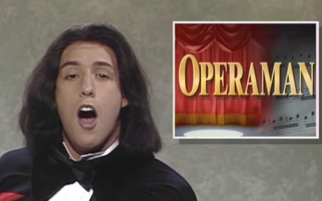 アダムサンドラーが来月初めてSNLをホストし、オペラマンを獲得したほうがいい