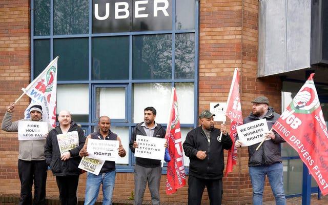 Uber Mencoba Mengabaikan Hak Pekerja Dengan Survei yang Bias