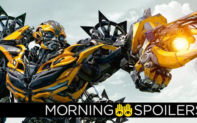 Lebih Banyak Detail Baru tentang Bumblebee Spinoff