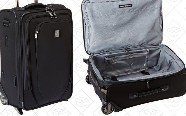 Voyagez avec style avec ce bagage à main Travelpro à 94 $