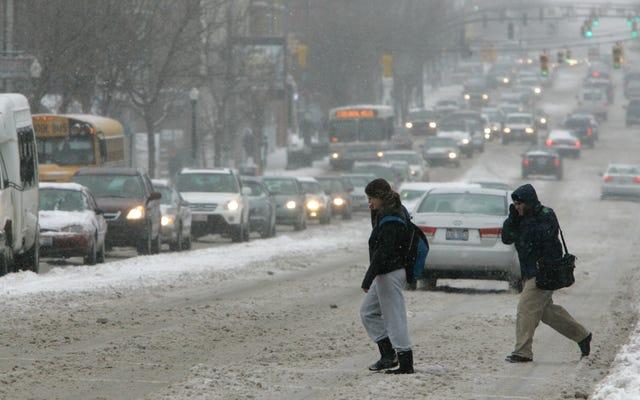 Ohio Sedang Membangun Jalan Raya Siap Pakai Mobil Tanpa Pengemudi Terpanjang di Negara
