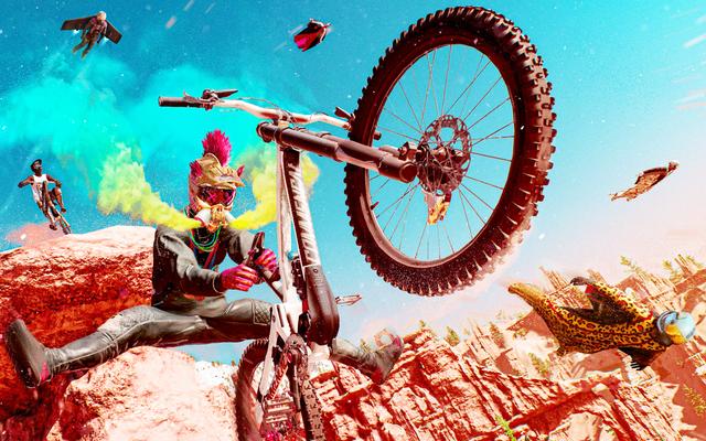 Ubisoft, Riders Republic'i Oyun Gecikme Dalgasına Ekleyerek 'Bu Yıl Daha Sonra'ya İtiyor