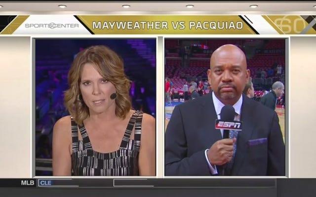 マイクウィルボン:あなたはボクサーが女性を虐待しないことを期待するための「ナイーブ」です