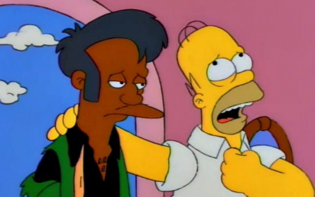 Les Simpsons pourraient supprimer tranquillement Apu de la série