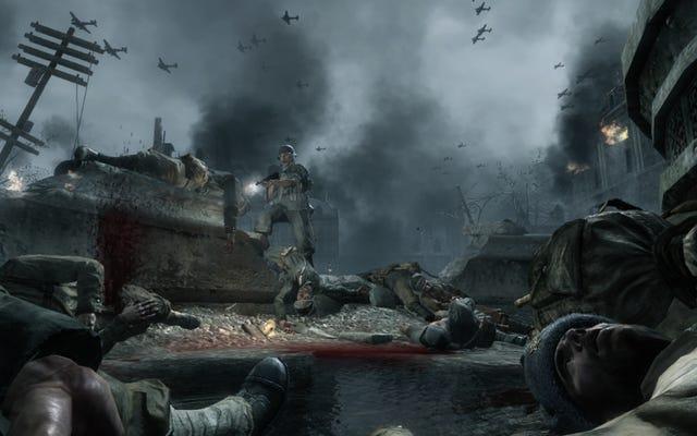 ハッカーはさておき、Call of Duty:World atWarはまだ恐ろしい楽しみです