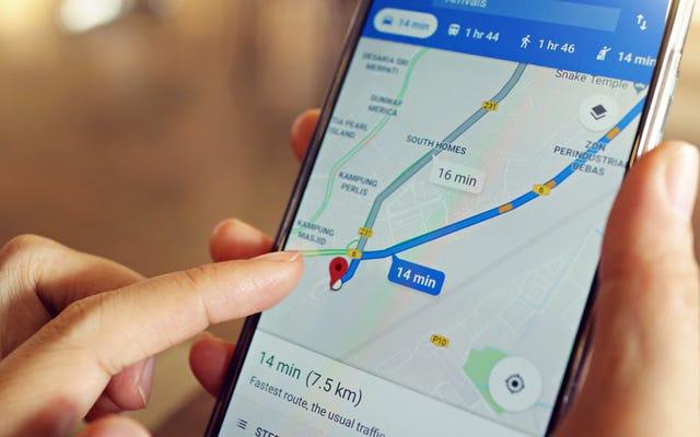 So verwenden Sie die Street View mit geteiltem Bildschirm in Google Maps