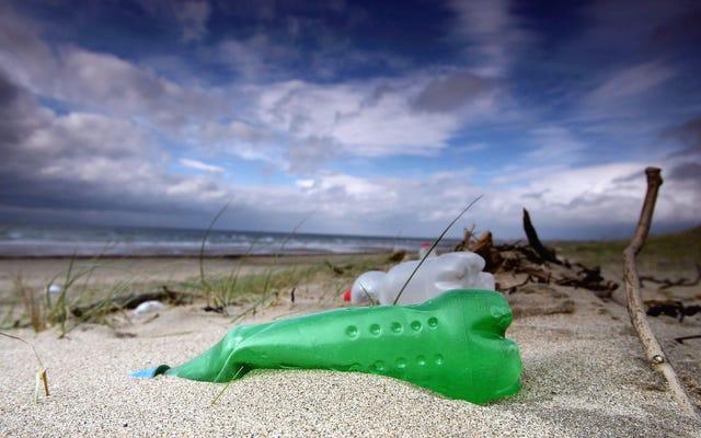 プラスチック汚染を減らす世界の計画はゴミです